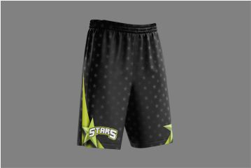 Now you can get custom shorts to go with you custom jerseys